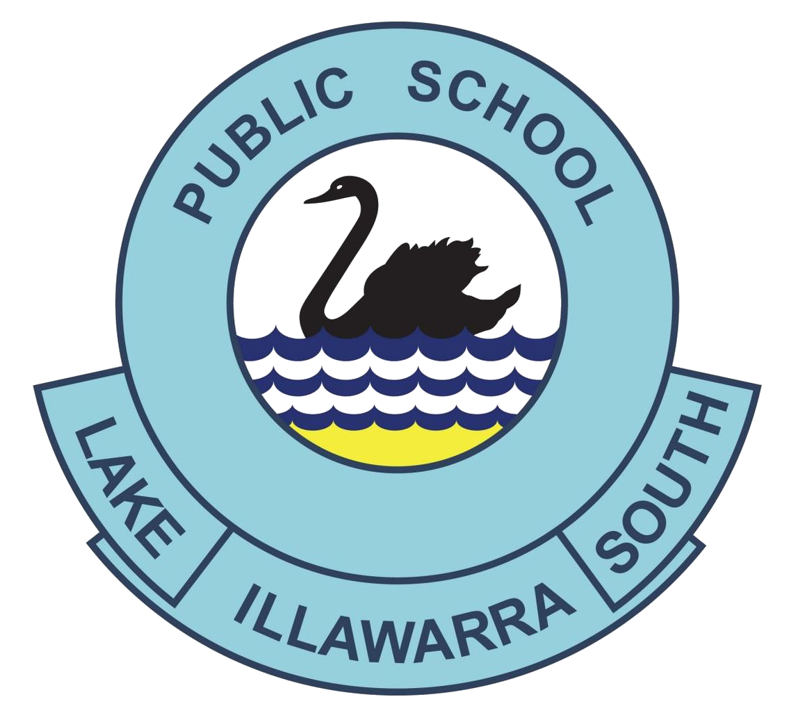 Lake Illawarra South Public School logo